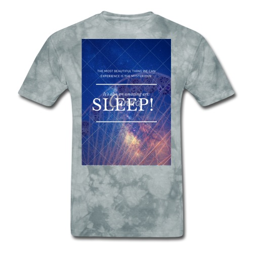 Sleep Galaxy by @lovesaccessories - Men's T-Shirt