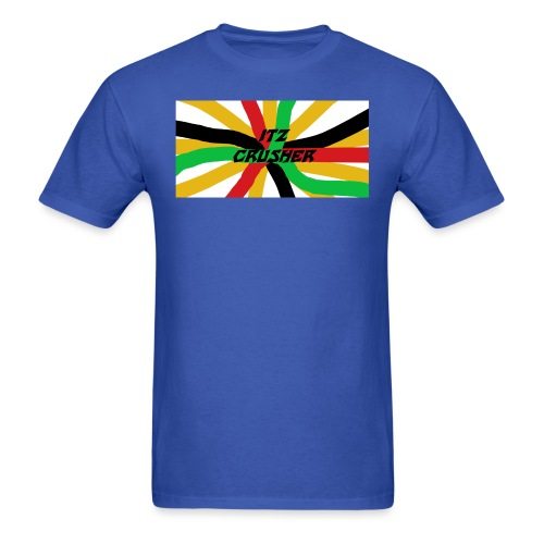ITZ CRUSHER - Men's T-Shirt