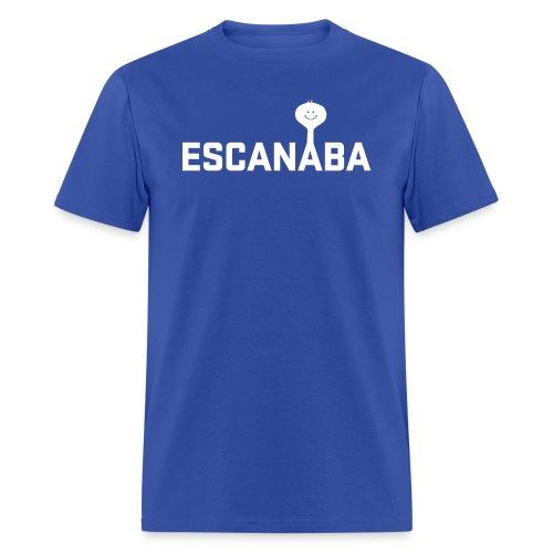 Escanaba Water Tower - Men's T-Shirt