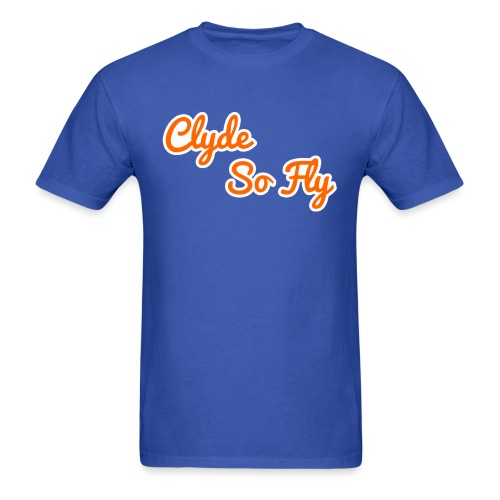 Clyde So Fly Classic - Men's T-Shirt