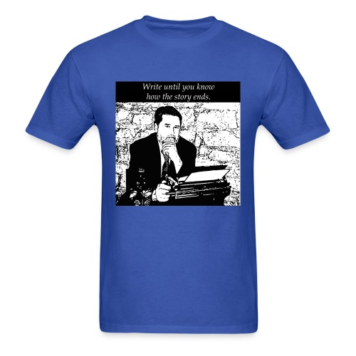Advice for every writer! - Men's T-Shirt