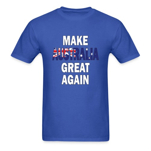 Make Australia Great Again - Men's T-Shirt