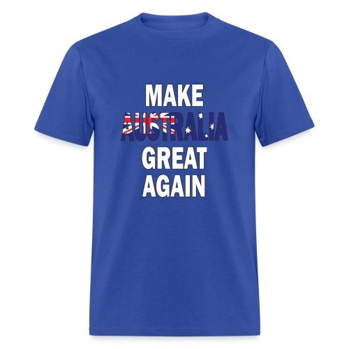 Make Australia Great Again - Men's T-Shirt