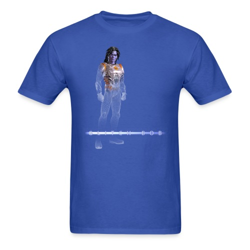 Bob wire resized orig cc - Men's T-Shirt