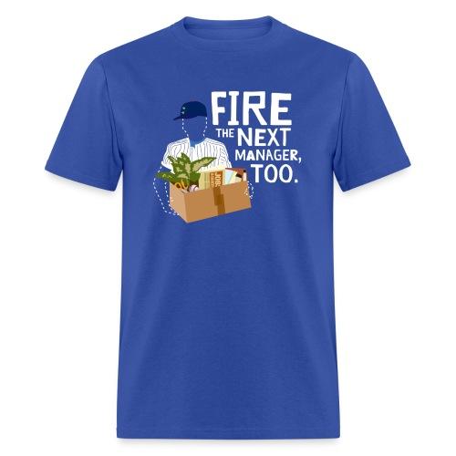 fire next - Men's T-Shirt