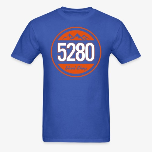 5280 Shirt Shop 10x10 - Men's T-Shirt
