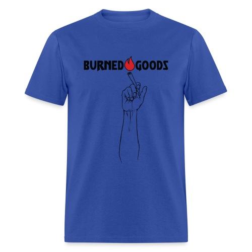 Burning Spliff - Men's T-Shirt