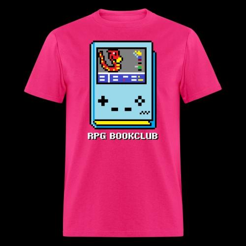 RPG Bookclub Logo - Men's T-Shirt
