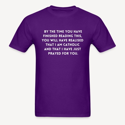 BY THE TIME YOU HAVE FINISHED.... - Men's T-Shirt