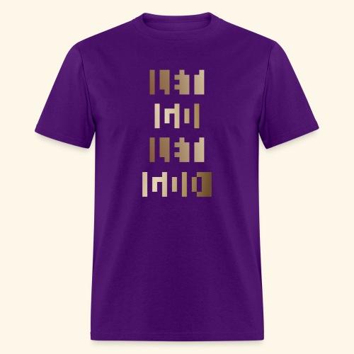 LET GO LET GOD LGLG #3 - Men's T-Shirt