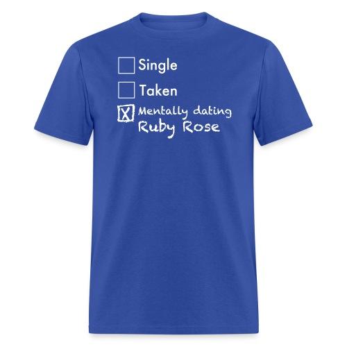 Dating Ruby Rose - Men's T-Shirt