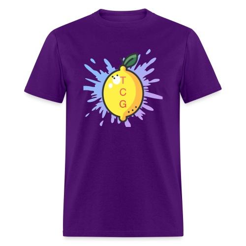 lemon splash- TCG - Men's T-Shirt