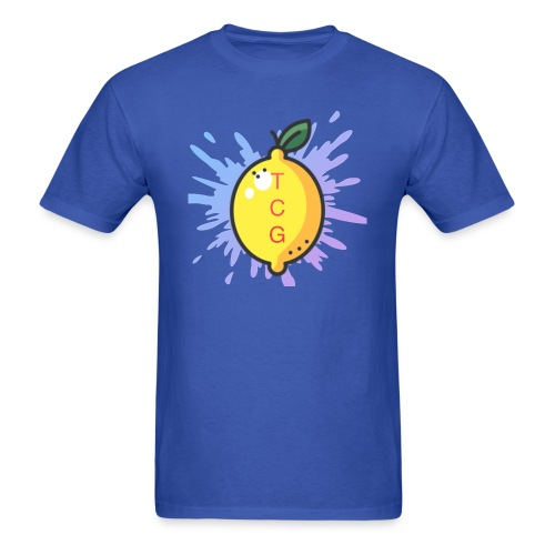 lemon splash- TCG - Men's T-Shirt