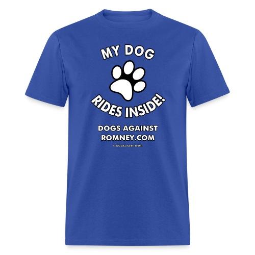 mydog m - Men's T-Shirt