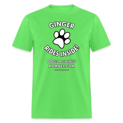 ginger w m - Men's T-Shirt