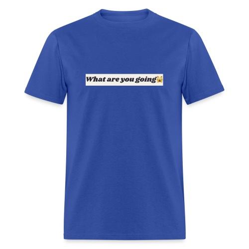 DD6F2EB2 5A9C 4D58 887B 18FA38EAB581 - Men's T-Shirt