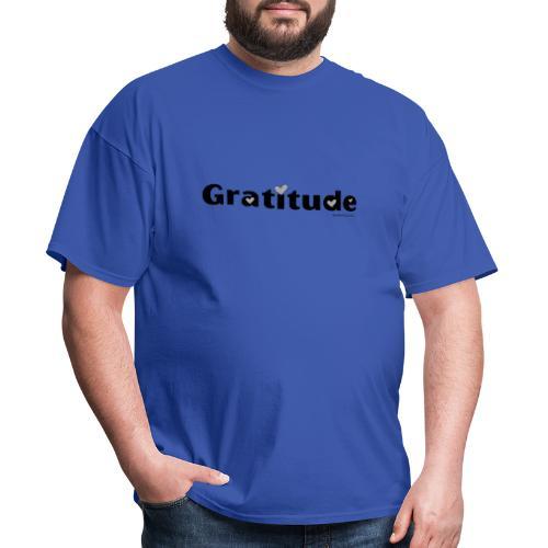 Gratitude - Men's T-Shirt