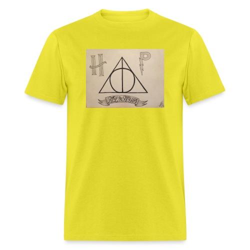 Deathly Hallows - Men's T-Shirt