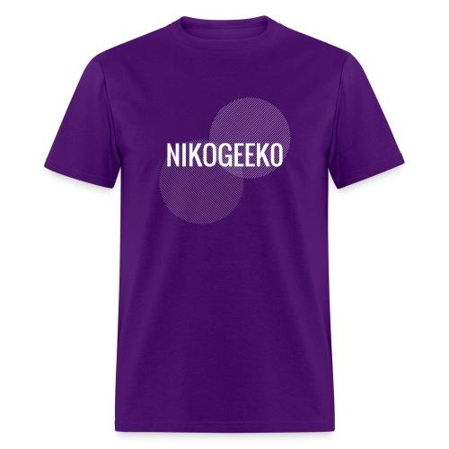 Nikogeek0 - Men's T-Shirt