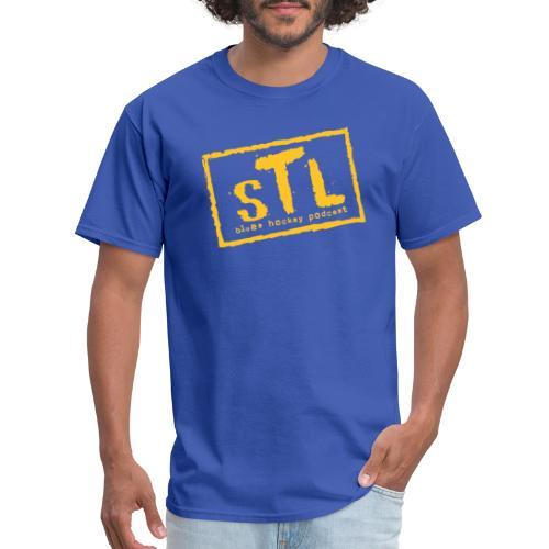 Blues Hockey Podcast - STL 4 Life - Men's T-Shirt