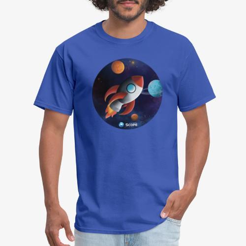 Solar System Scope : Little Space Explorer - Men's T-Shirt