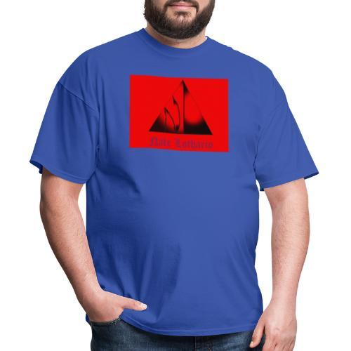 Red Logo 3 - Men's T-Shirt