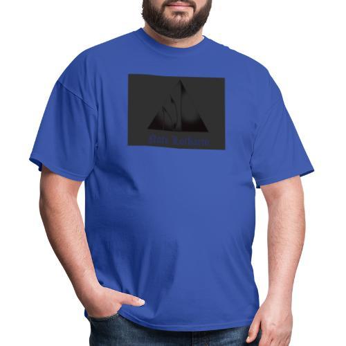 Dark Grey Logo - Men's T-Shirt