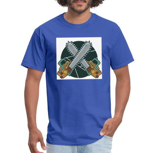 FIREWOOD FOR LIFE - Men's T-Shirt