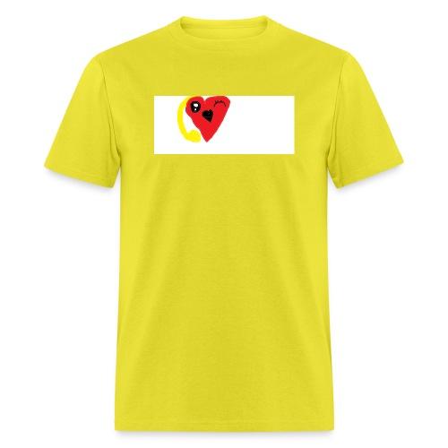 love heat - Men's T-Shirt