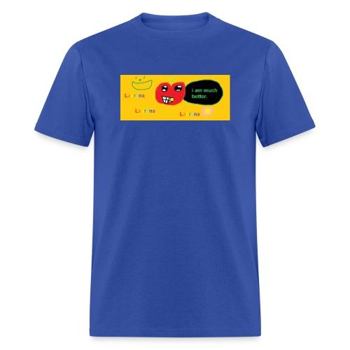pechy vs apple - Men's T-Shirt