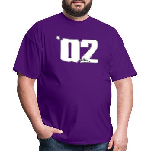 2002 (White) - Men's T-Shirt