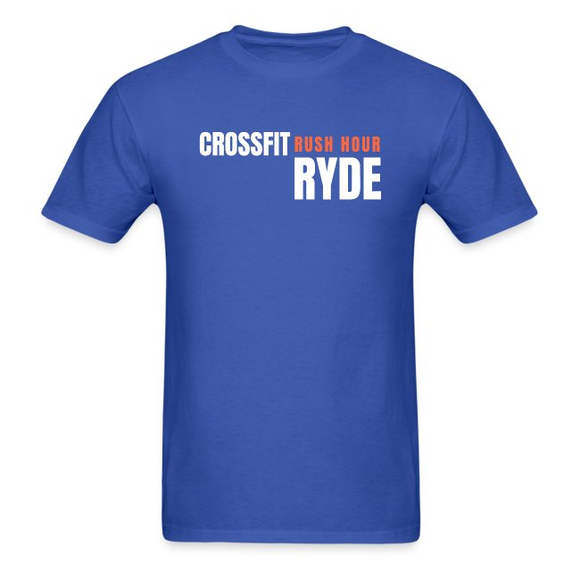 CrossFit Rush Hour Ryde - Standard Design