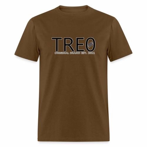 TRE0 Brand Glow White - Men's T-Shirt
