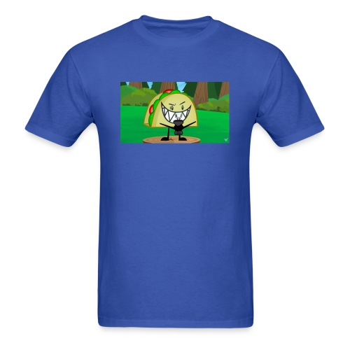 EVIL TACO ha - Men's T-Shirt