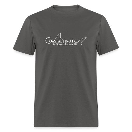 Coastal Fin-atic - Men's T-Shirt