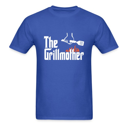 The Grillmother - Men's T-Shirt