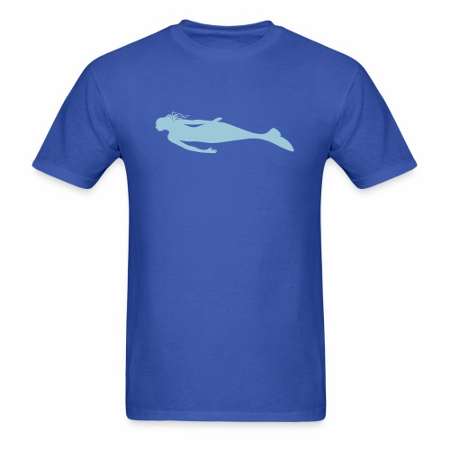 Mermaid — You choose the design's & shirt's colour - Men's T-Shirt