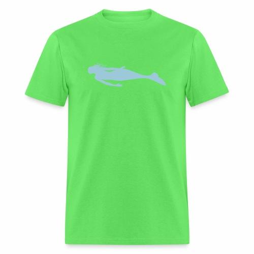 Mermaid — You choose the design's & shirt's colour - Men's T-Shirt