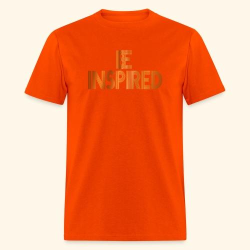 BE INSPIRED #3 - Men's T-Shirt