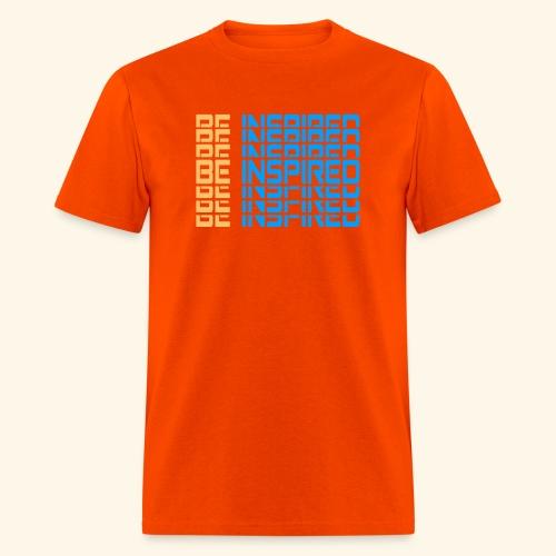 BE INSPIRED #4 - Men's T-Shirt