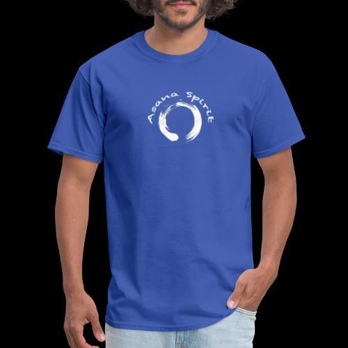 Enso Ring - Asana Spirit - Men's T-Shirt