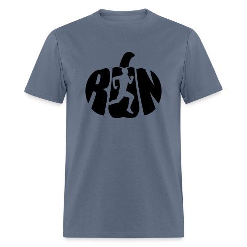 Halloween Running Pumpkin - Men's T-Shirt