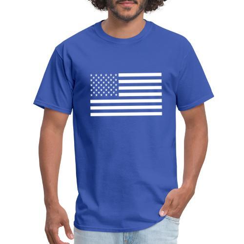 USA American Flag - Men's T-Shirt