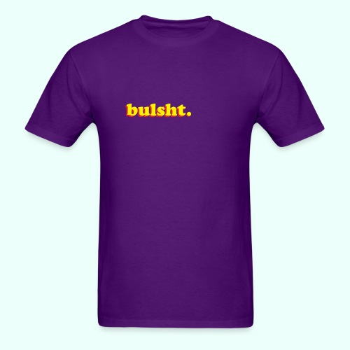 BulSht. Logo - Men's T-Shirt