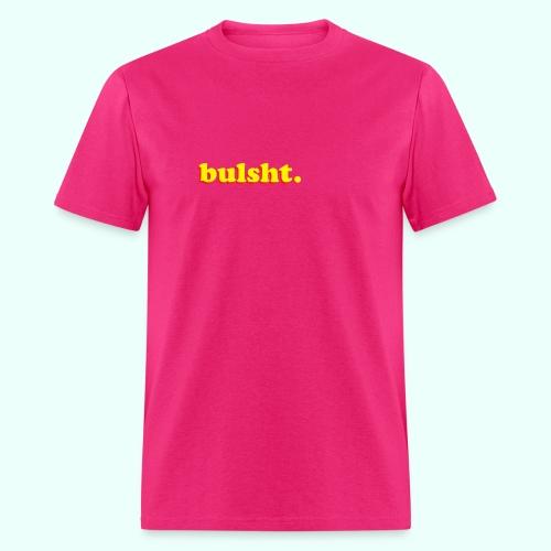 BulSht. Logo - Men's T-Shirt