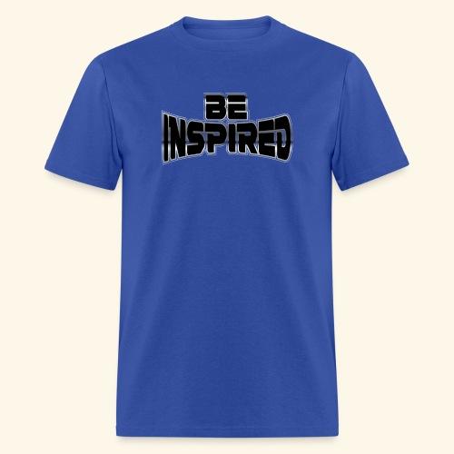 BE INSPIRED #1 - Men's T-Shirt