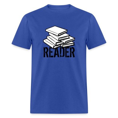 reader - Men's T-Shirt