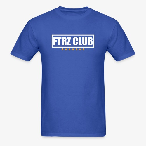 Ftrz Club Box Logo - Men's T-Shirt