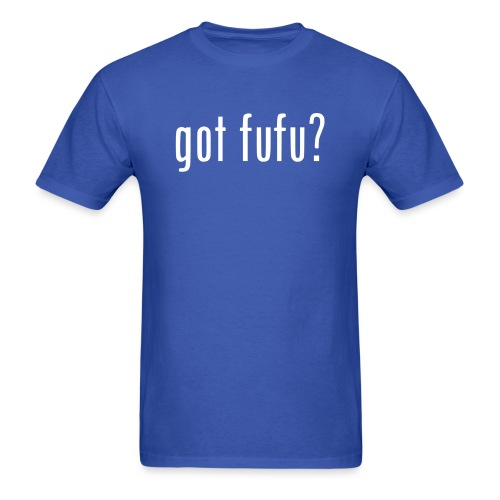 gotfufu-black - Men's T-Shirt