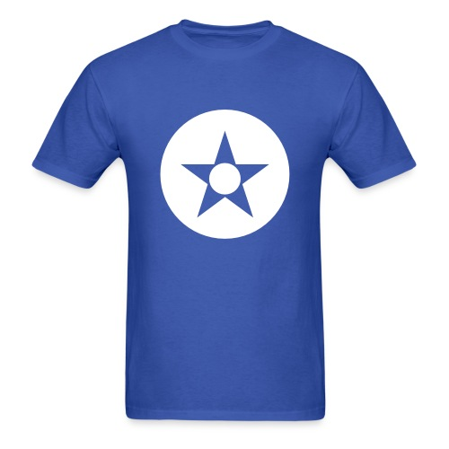 USA Symbol - Axis & Allies - Men's T-Shirt